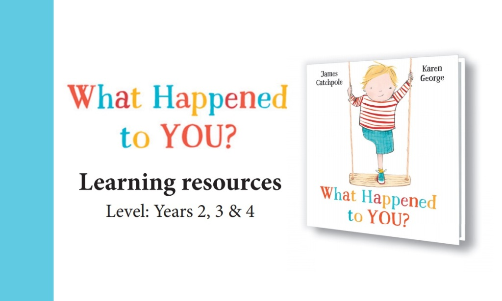 Title reads: Learning resources Level: Years 2, 3 & 4